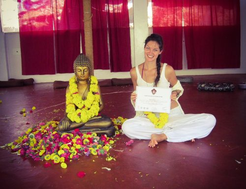 Yogateacher training in India